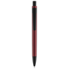 Ardea aluminium ballpoint pen in red