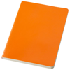 Gallery A5 soft cover notebook in orange