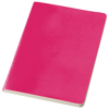 Gallery A5 soft cover notebook in pink