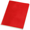 Gallery A5 soft cover notebook in red