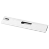 Fiona single pen sleeve in white-solid