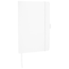 Flex A5 notebook with flexible back cover in white-solid