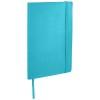 Classic A5 soft cover notebook in light-blue