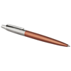 Jotter Ballpoint Pen Chelsea Orange CT in copper