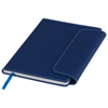 Horsens A5 notebook with stylus ballpoint pen in blue