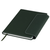 Horsens A5 notebook with stylus ballpoint pen in green