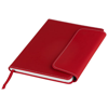 Horsens A5 notebook with stylus ballpoint pen in red