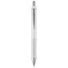 Bling Ballpoint Pen in white-solid