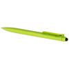 Tri Click Clip Stylus Ballpoint Pen in green