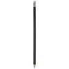 Alegra pencil with coloured barrel in black-solid