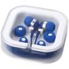 Sargas lightweight earbuds in blue