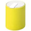 Naiad wireless Bluetooth® speaker in yellow