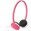 Aballo Headphones in pink