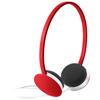 Aballo Headphones in red