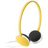 Aballo Headphones in yellow