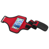 Protex touch screen arm strap in red