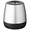 Padme Bluetooth® Speaker in silver-and-black-solid