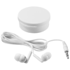 Versa earbuds in white-solid