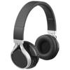 Enyo adjustable Bluetooth® headphones in black-solid