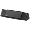 Sideswipe Bluetooth® and NFC Speaker in black-solid