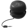 Ripple expandable speaker in black-solid