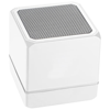 Kubus Bluetooth® and NFC Speaker in white-solid