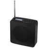 DAB Alarm Clock Radio in black-solid