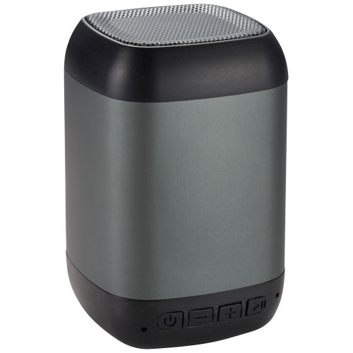 Ifidelity Insight Bluetooth® Speaker in grey-and-black-solid