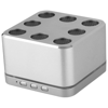 Morley Aluminium Bluetooth® Speaker in silver