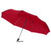 Alex 21.5'' foldable auto open/close umbrella in red
