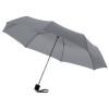 Ida 21.5'' foldable umbrella in grey