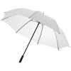 Zeke 30'' golf umbrella in white-solid