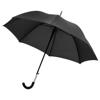 Arch 23'' auto open umbrella in black-solid