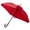 Neki 23.5'' square-shaped auto open umbrella in red