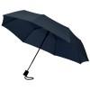 Wali 21'' foldable auto open umbrella in navy