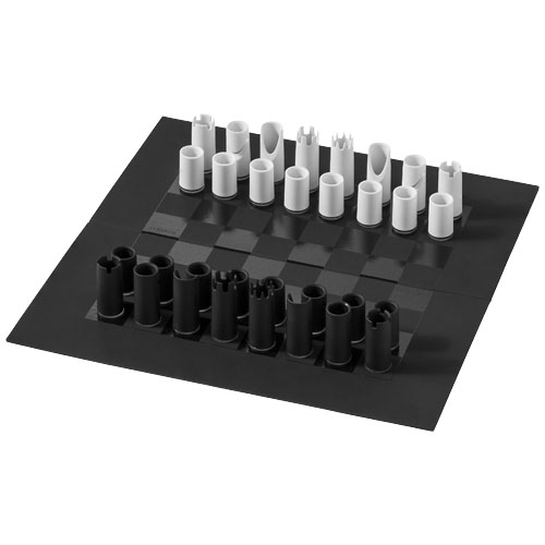 Pioneer Chess Game in black-solid
