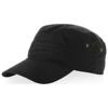 San Diego Cap in black-solid