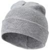 Irwin beanie in grey-melange