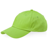 Apex 6-panel cap in apple-green