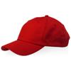 Apex 6-panel cap in red