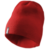 Level beanie in red