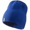 Level beanie in royal-blue