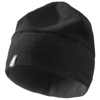 Caliber beanie in black-solid