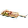 Mace antipasti serving board for appetisers in wood