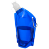 Cabo mini water bag in transparent-blue
