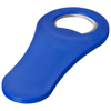 Rally magnetic drinking bottle opener in royal-blue
