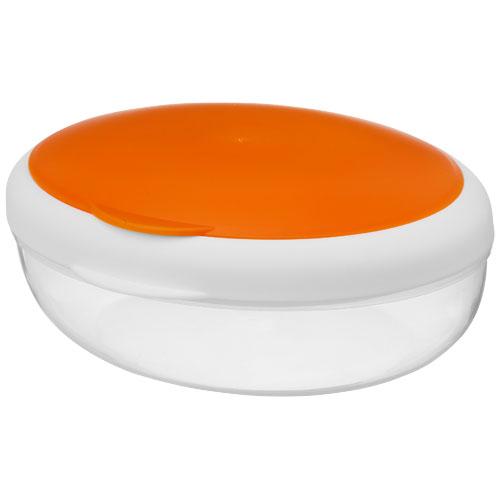Maalbox lunch box in orange