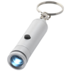 Antares LED keychain light in silver