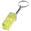 Leveler key chain in transparent
