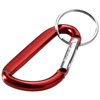 Timor carabiner keychain in red